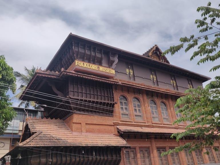 कोच्चि का दर्शनीय स्थल फोकलोर म्यूजियम कोच्चि - Kochi Ka Darshaniya Sthal Folklore Museum In Hindi