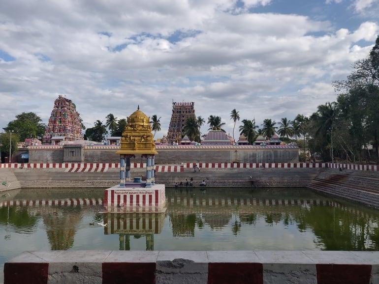 पांडिचेरी का प्रसिद्ध मंदिर गोकिलमबल थिरुक्मेश्वर मंदिर - Pondicherry Ka Prasidh Mandir Gokilambal Thirukameswar Temple In Hindi