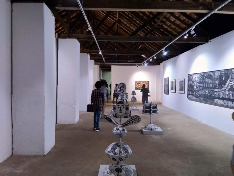 कोच्चि टूरिज्म में देखने लायक जगह कोच्चि मुजिरिस बिएनिल - Kochi-Muziris Biennale Kochi Tourism Me Dekhne Layak Jagah In Hindi