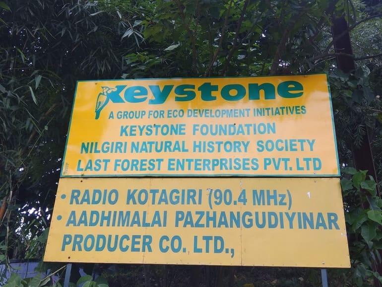 कुन्नूर टूरिज्म में देखने वाली जगह कीस्टोन फाउंडेशन - Coonoor Tourism Me Dekhne Wali Jagah Keystone Foundation In Hindi