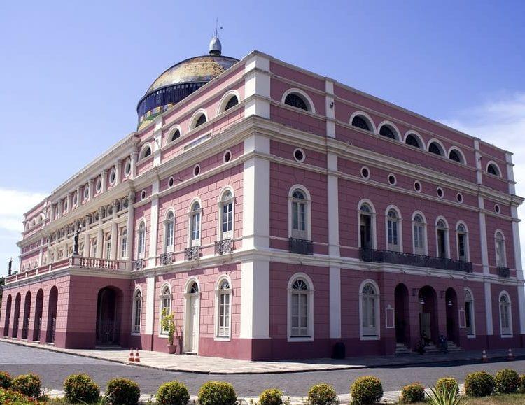 ब्राजील का मशहूर आकर्षण स्थल मनौस - Brazil Ka Mashur Aakarshan Sthal Manaus In Hindi