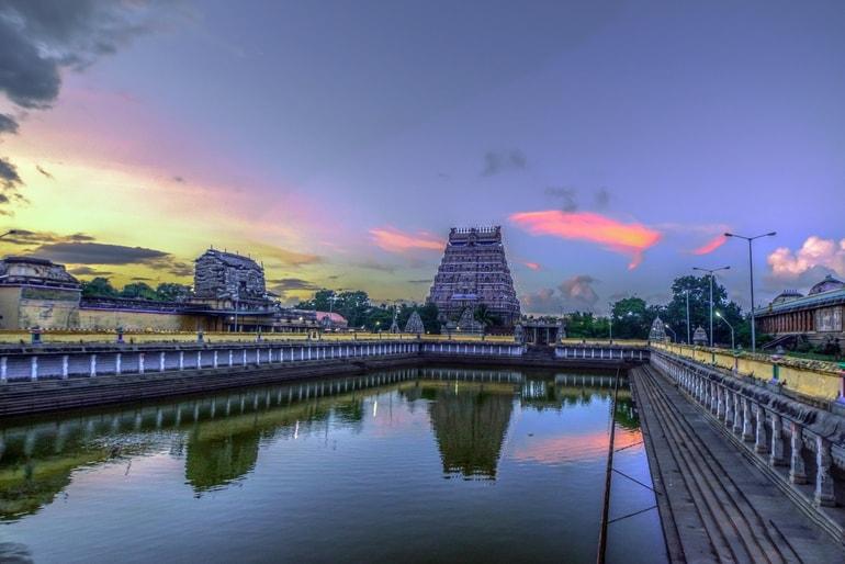 पांडिचेरी का दर्शनीय स्थल चिदंबरम - Pondicherry Ka Darshaniya Sthal Chidambram In Hindi