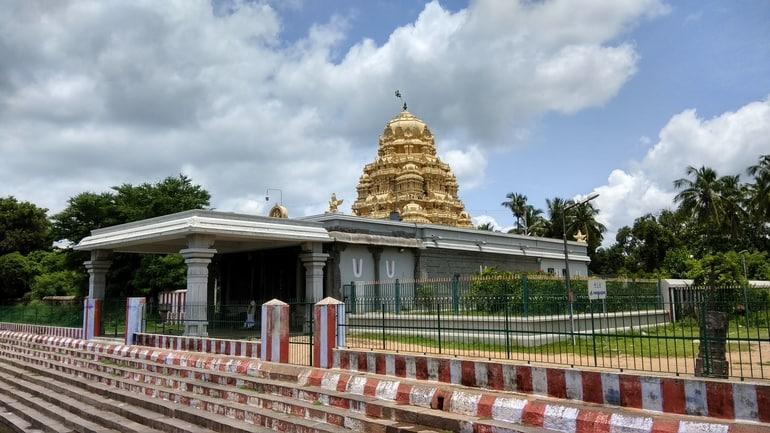 पांडिचेरी पर्यटन में देखने लायक जगह वरदराजा पेरुमल मंदिर - Pondicherry Paryatan Me Dekhne Layak Jagah Varadaraja Perumal Temple In Hindi