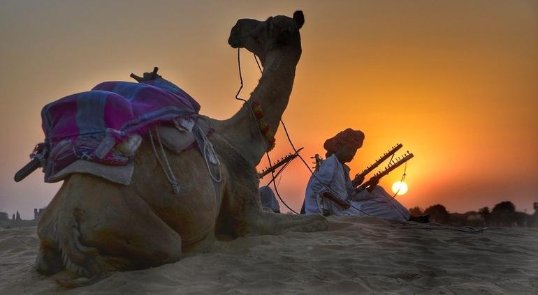 थार रेगिस्तान के निवासियों का शौक - Thar Marusthal People's Lifestyle In Hindi