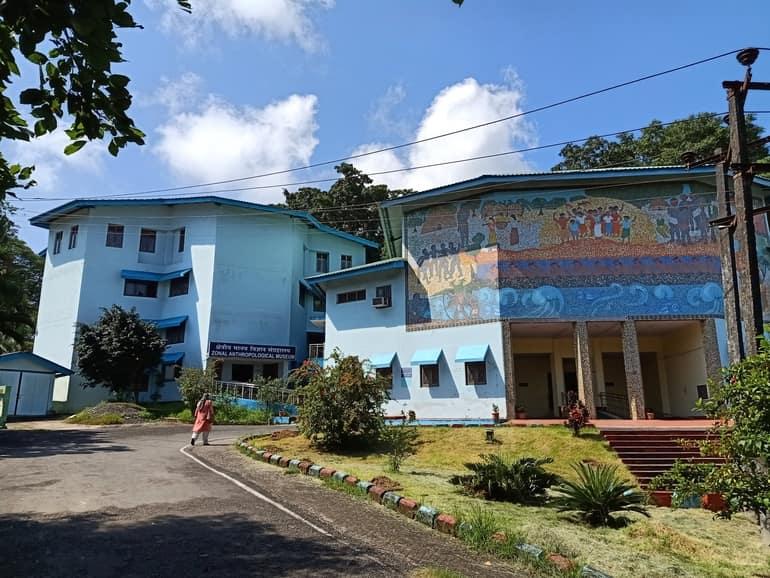 पोर्ट ब्लेयर का दर्शनीय स्थल मानव विज्ञान संग्रहालय - Port Blair Ka Darshaniya Sthal Anthropological Museum In Hindi