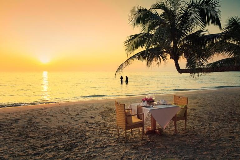 पांडिचेरी पर्यटन में घूमने के लिए अच्छी जगह सेरेनिटी समुद्र तट - Pondicherry Paryatan Me Ghumne Ki Achi Jagah Serenity Beach In Hindi