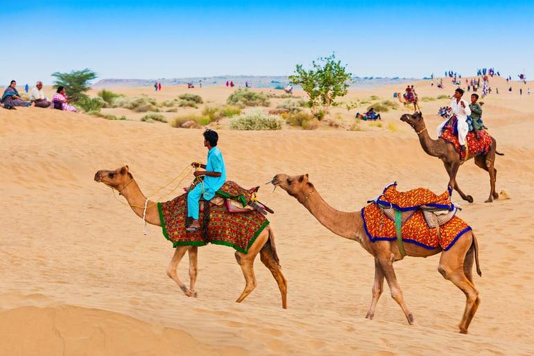 थार रेगिस्तान घूमने जाने का सबसे अच्छा समय – Best Time To Visit Thar Registan In Hindi