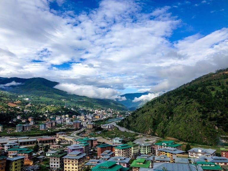 भूटान जाने का सही समय - Best Time To Visit Bhutan Tourism In Hindi