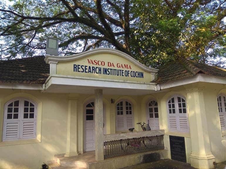 कोच्चि में घूमने के लिए ऐतिहासिक जगह बिशप हाउस - Kochi Me Ghumne Ki Aetihasik Jagah Bishop's House In Hindi