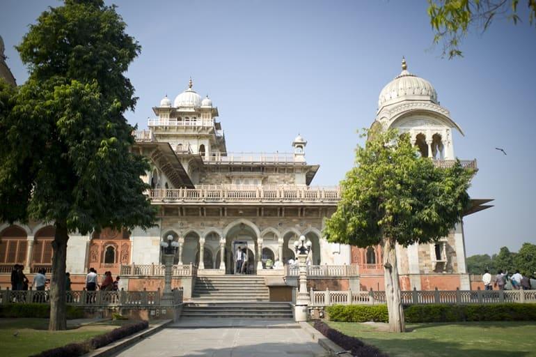 अल्बर्ट हॉल संग्रहालय जयपुर