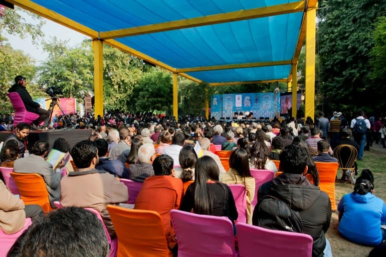 जयपुर साहित्य उत्सव