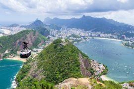 ब्राजील के पर्यटन स्थलों की पूरी जानकारी - Brazil In Hindi
