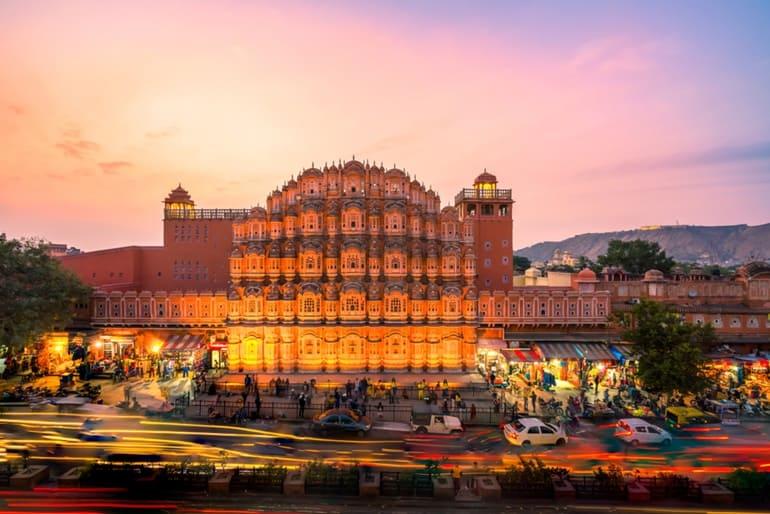 जयपुर का इतिहास