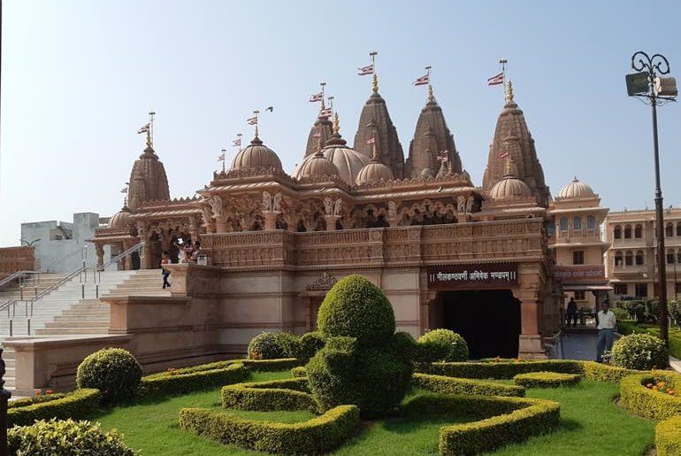 अक्षरधाम मंदिर जयपुर
