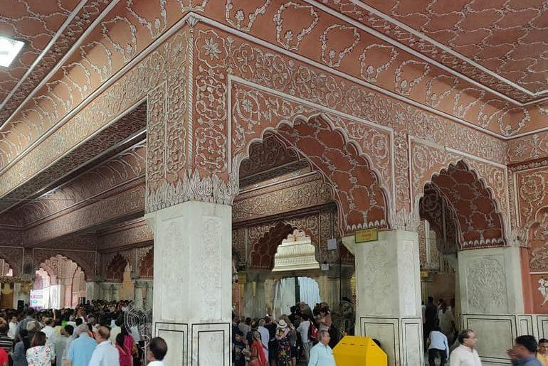 गोविंद देव जी मंदिर जयपुर
