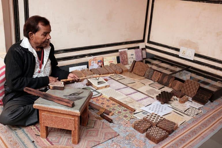 अनोखी म्यूजियम ऑफ हैंड प्रिंटिग जयपुर