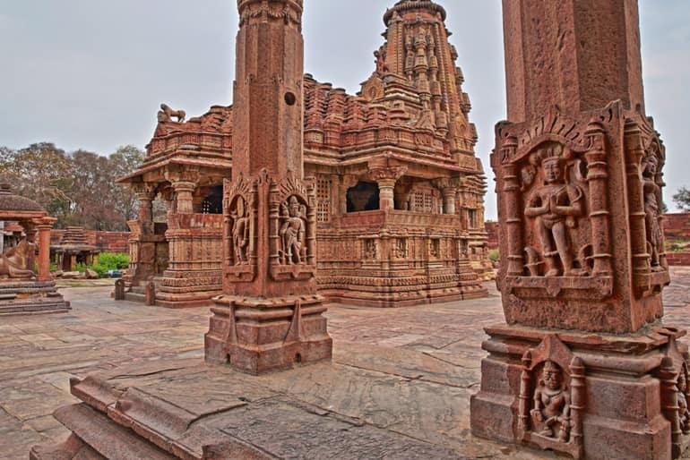 मेनाल शिव मंदिर के दर्शन की जानकारी - Menal Shiva Temple In Hindi