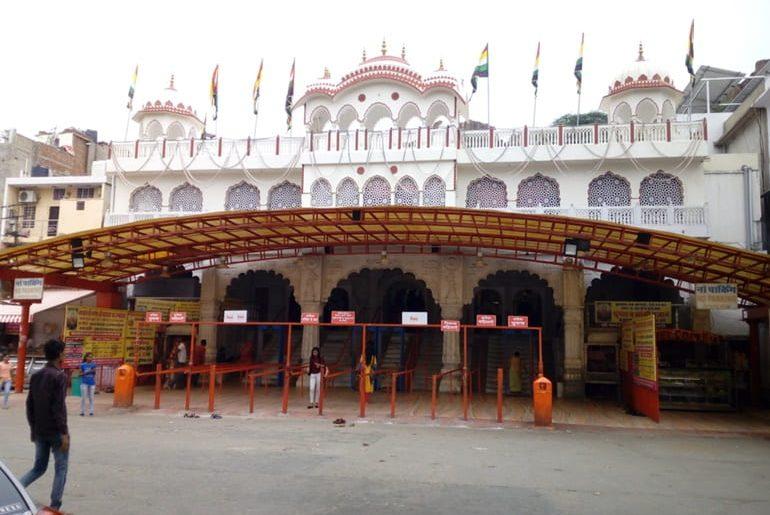 मोती डूंगरी गणेश मंदिर जयपुर