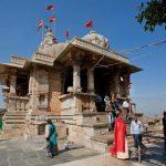 चित्तौड़गढ़ कालिका मंदिर के दर्शन की जानकारी - Kalika Mata Temple Chittorgarh In Hindi