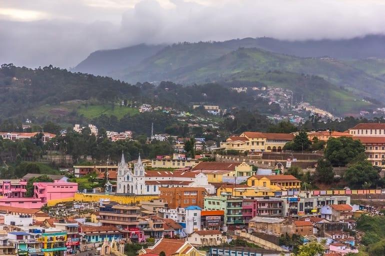 कुन्नूर के २० टॉप के पर्यटन स्थल – Best Places To Visit In Coonoor In Hindi