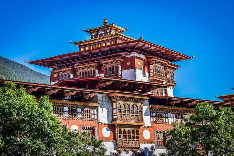 भूटान में घूमने लायक खुबसूरत जगह जकर टूरिज्म – Bhutan Me Ghumne Layak Khubsurat Jagah Jakar Tourism In Hindi
