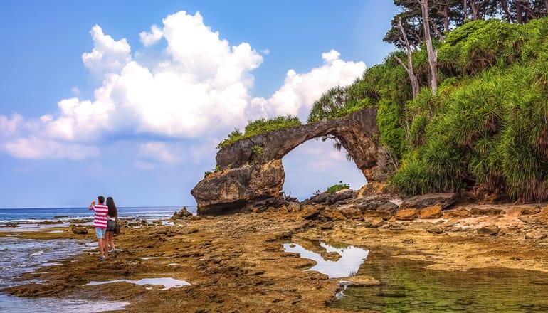 पोर्ट ब्लेयर में घूमने लायक जगह नील द्वीप - Port Blair Me Ghumne Layak Jagah Neil Island In Hindi