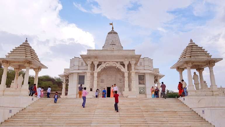 बिरला मंदिर जयपुर