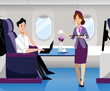 हवाई जहाज की क्लास के अंतर और अन्य जानकारी - Airplane Classes Difference In Hindi