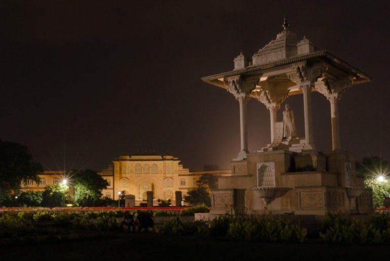 स्टेच्यू सर्कल जयपुर