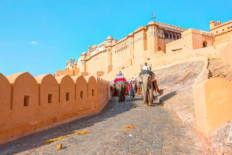 आमेर का किला