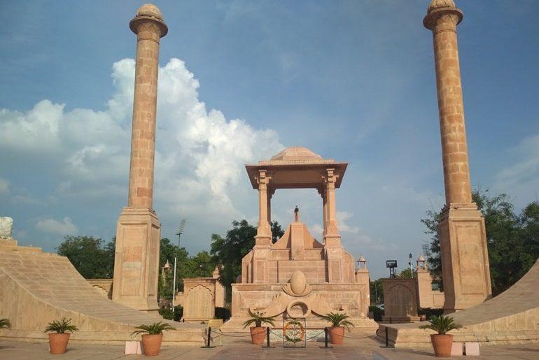 अमर जवान ज्योति जयपुर
