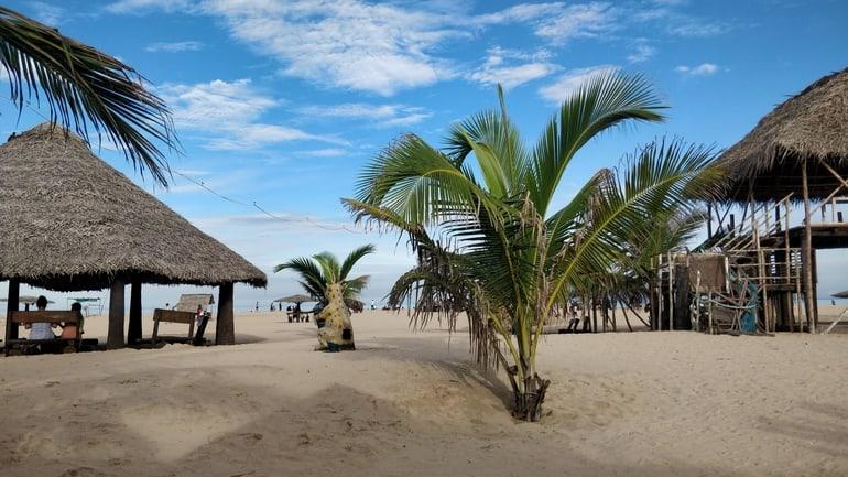पांडिचेरी का लोकप्रिय पर्यटन स्थल पैराडाइज बीच - Pondicherry Ka Lokpriya Paryatan Sthal Paradise Beach In Hindi