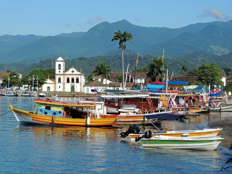 ब्राजील पर्यटन में घूमने के लिए खुबसूरत जगह पैराटी - Brazil Paryatan Me Ghumne Ke Liye Khubsurat Jagah Paraty In Hindi