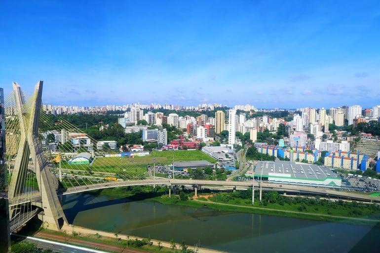 ब्राजील में घूमने की अच्छी जगह साओ पाउलो - Brazil Me Ghumne Ki Achi Jagah São Paulo In Hindi
