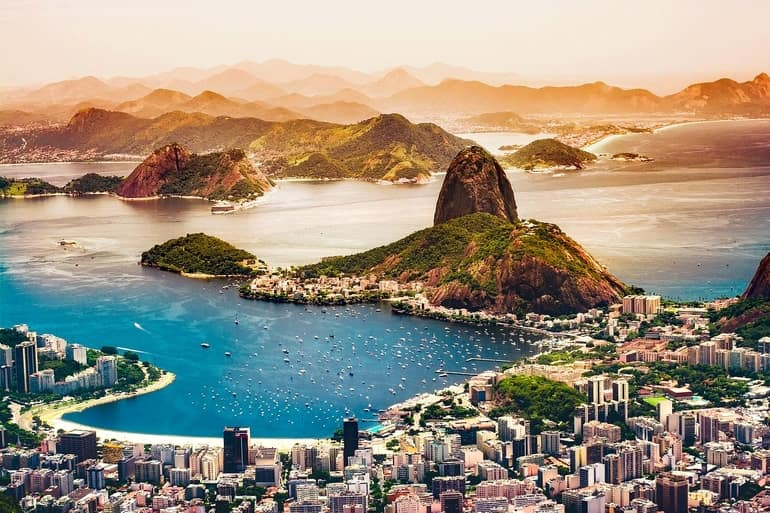 Best Tourist Places In Brazil In Hindi
