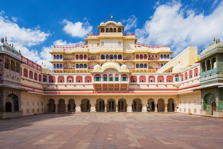 जयपुर सिटी पैलेस