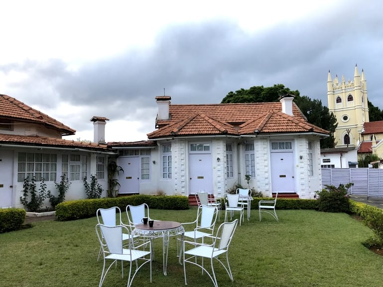 कुन्नूर यात्रा की सबसे मशहूर जगह ताज गार्डन रिट्रीट कुन्नूर - The Taj Garden Retreat Popular Tourist Place In Coonoor In Hindi