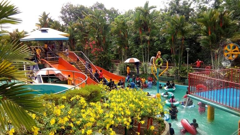 कोच्चि में परिवार के साथ घूमने की अच्छी जगह वंडरला मनोरंजन पार्क - Kochi Me Parivar Ke Sath Ghumne Ki Achi Jagah Wonderla Amusement Park In Hindi