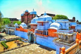 कोटा गढ़ पैलेस म्यूजियम घूमने की जानकारी - Garh Palace Kota In Hindi