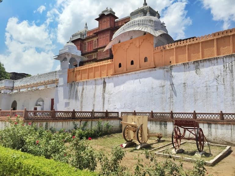 कोटा गढ़ पैलेस म्यूजियम घूमने जाने का सबसे अच्छा समय - Best Time To Visit Garh Palace Kota In Hindi