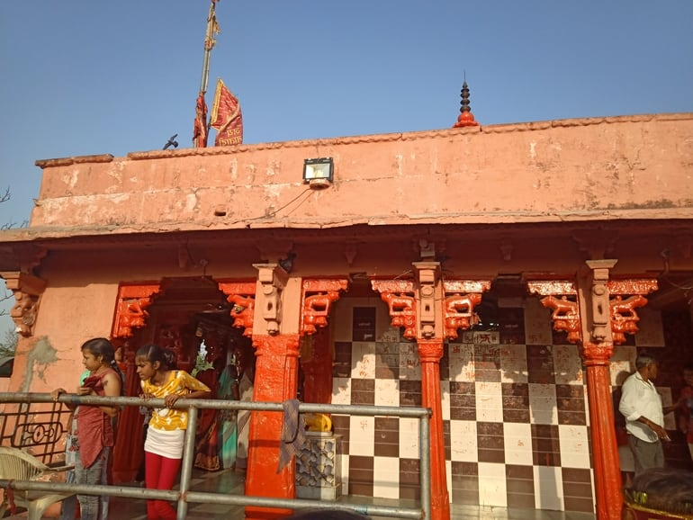 कोटा के डाढ़ देवी मंदिर की वास्तुकला – Dadh Devi Temple Architecture In Hindi