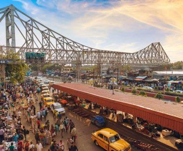 कोलकाता का प्रसिद्ध हावड़ा ब्रिज घूमने की जानकारी - Howrah Bridge In Hindi