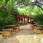 गार्डन ऑफ फाइव सेंसेज दिल्ली की पूरी जानकारी - Garden Of Five Senses In Hindi