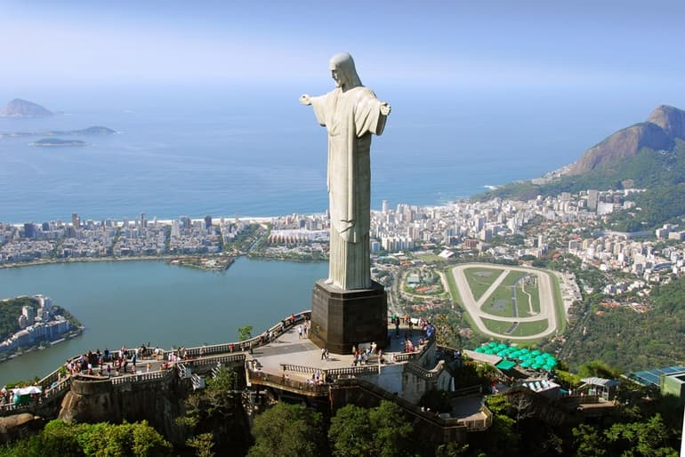 Rio De Janeiro Brazil Ke Paryatan Sthal In Hindi