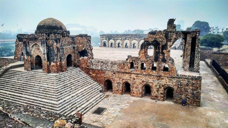 दिल्ली की डरावनी जगह फ़िरोज़ शाह कोटला किला – Delhi Ki Darawani Jagah Feroz Shah Kotla Fort In Hindi