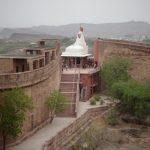 चामुंडा माता का मंदिर जोधपुर के दर्शन की जानकारी - Chamunda Mata Temple Jodhpur In Hindi