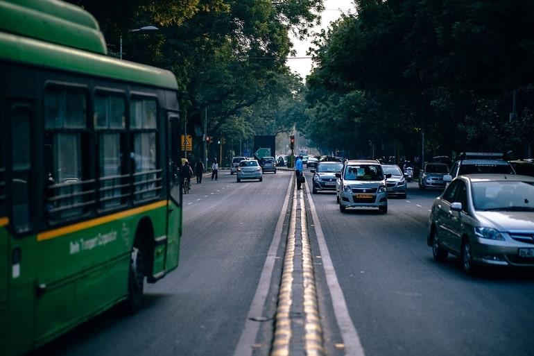 गार्डन ऑफ फाइव सेंसस दिल्ली कैसे पहुंचें - How To Reach Garden Of Five Senses Delhi In Hindi
