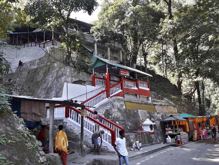 सिलीगुड़ी का प्रसिद्ध मंदिर सेवोक काली मंदिर