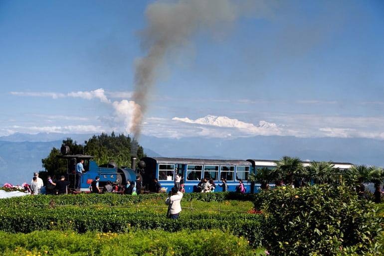 दार्जिलिंग हिमालयन रेलवे