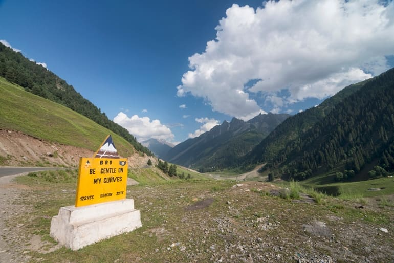 Best Places To Visit In Sonmarg In Hindi